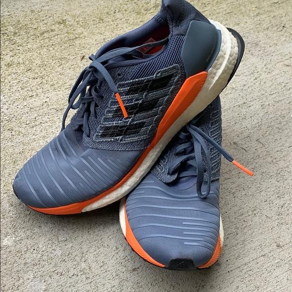 adidas solar boost orange